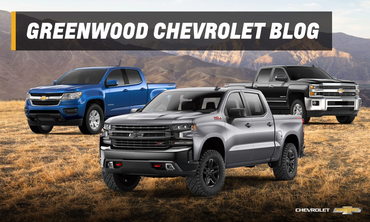 Greenwood Chevrolet Blog