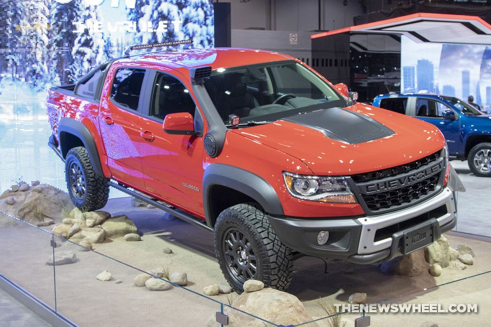 2019 Chevrolet Colorado ZR2 Bison in Fort Meade, FL