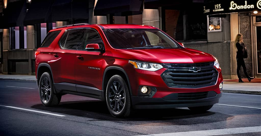 2021 Chevy Traverse | Greenwood Chevrolet | Fort Meade, FL