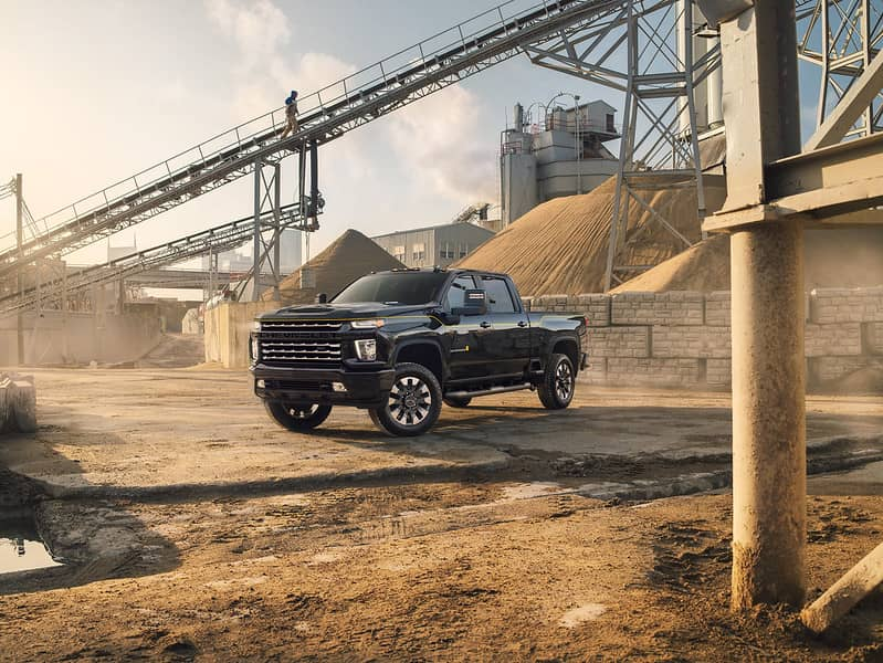 2021 Chevrolet Silverado 2500HD | Fort Meade, FL
